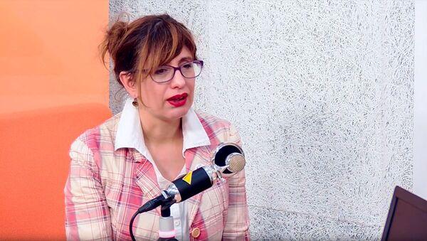 Glumica Milena Pavlović - Sputnik Srbija