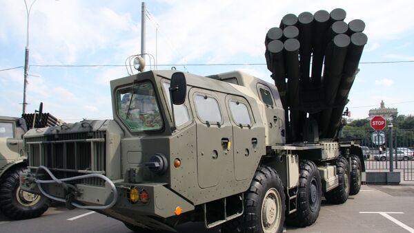 9К58 «Смерч» - Sputnik Србија
