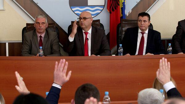 Гласање у градској скупштини Јужне Митровице - Sputnik Србија