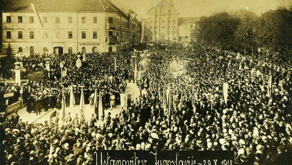 Sto godina Kraljevine SHS - Sputnik Srbija