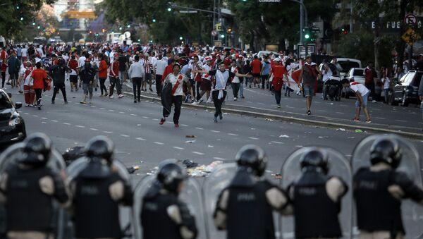 Протест у Аргентини због самита Г20 - Sputnik Србија