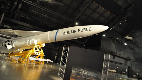 Америчка балистичка ракета - Sputnik Србија