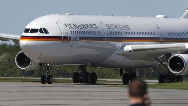Авион владе Немачке - Sputnik Србија