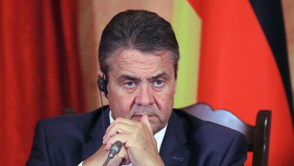 Бивши министар спољних послова Немачке Зигмар Габријел - Sputnik Србија