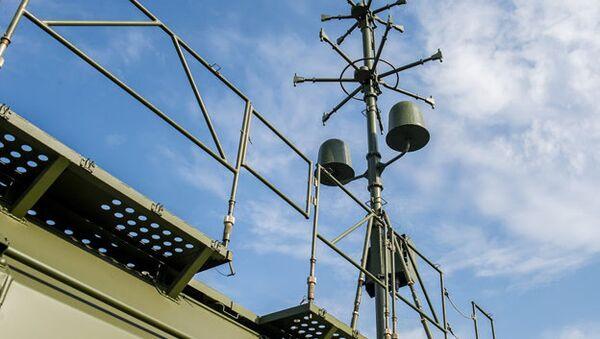 Automatizovani zvučno-termički sistem za artiljerijsko obaveštavanje Penicilin - Sputnik Srbija