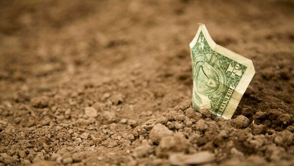 Амерички долар у земљи - Sputnik Србија