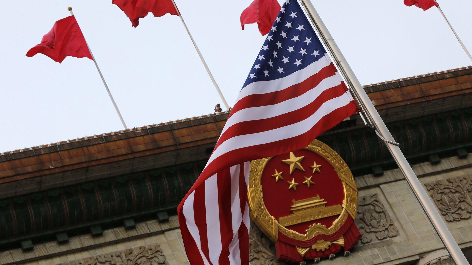 Кина активирала ново оружје против Америке... - Sputnik Србија, 1920, 11.09.2021