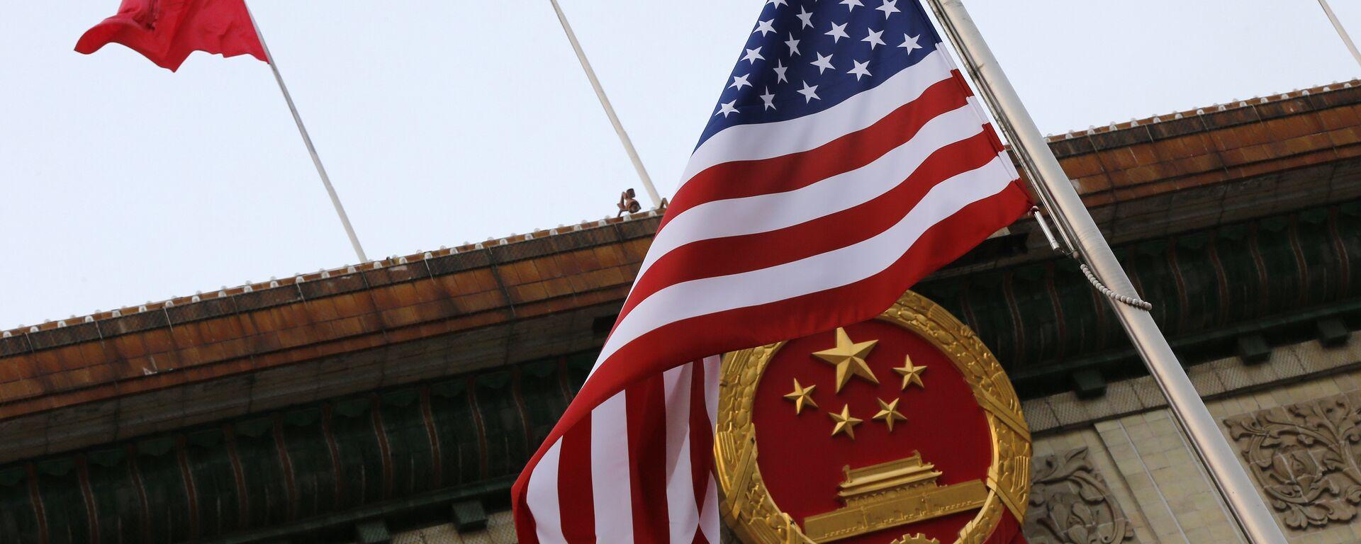 Кина активирала ново оружје против Америке... - Sputnik Србија, 1920, 06.02.2021