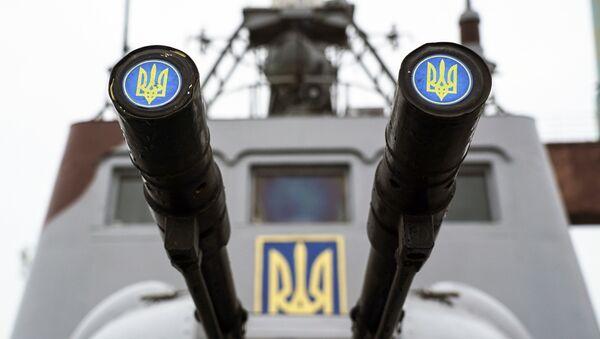 Ukrajinski brod - Sputnik Srbija