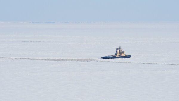 Ледоломац на Арктику - Sputnik Србија