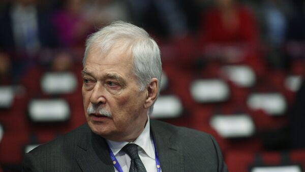 Борис Гризлов - Sputnik Србија