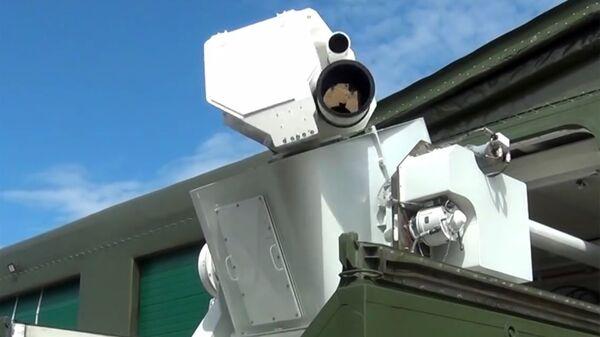 Laserski sistem Peresvet - Sputnik Srbija