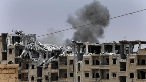 Bombardovanje Rake - Sputnik Srbija