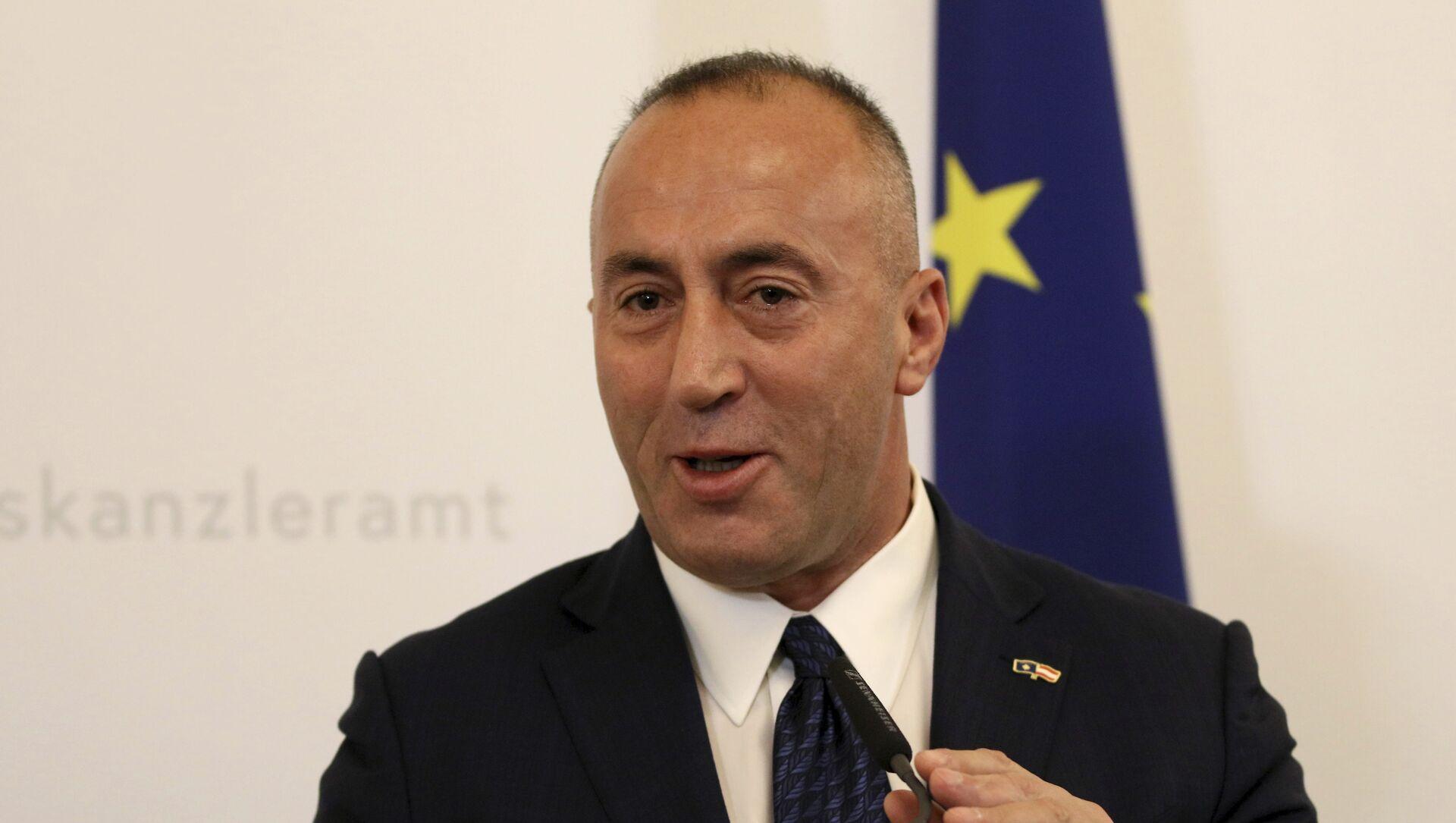 Ramuš Haradinaj - Sputnik Srbija, 1920, 04.02.2021