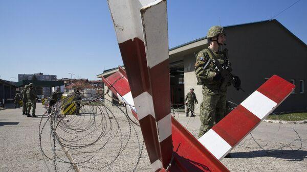 Косовске безбедносне снаге - Sputnik Србија