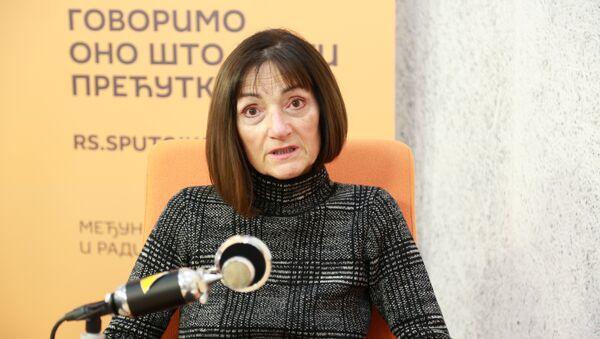 Ljiljana Smajlović - Sputnik Srbija