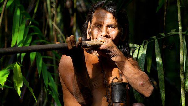 Ловац из племена Тагаери - Sputnik Србија