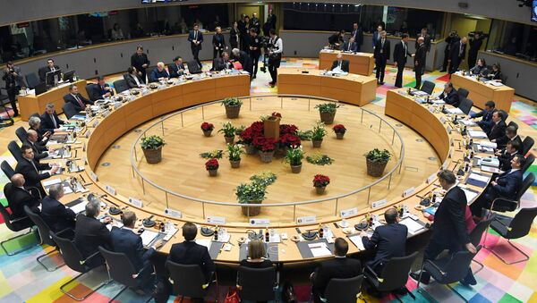 Лидери ЕУ на самиту у Бриселу - Sputnik Србија