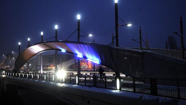 Most u Kosovskoj Mitrovici - Sputnik Srbija