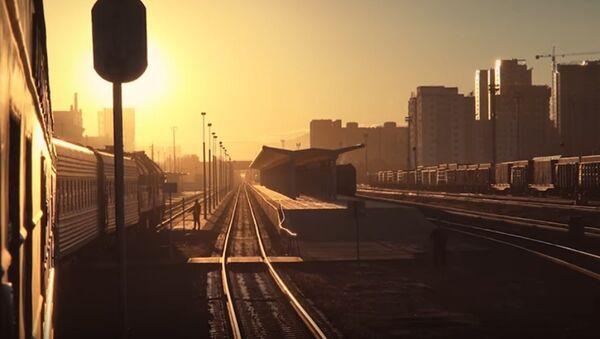 Транссибирска железница - Sputnik Србија