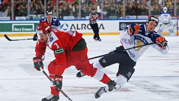Hokejaši reprezentacije Rusije osvojili Kup Prvog kanala - Sputnik Srbija