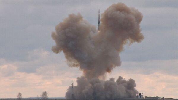 Тестирање хиперзвучног ракетног система Авангард - Sputnik Србија
