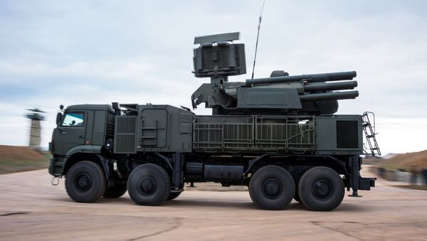 Лансерни системи противваздушне одбране С-400 Тријумф - Sputnik Србија