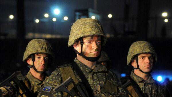 Vojska tzv. Kosova - Sputnik Srbija