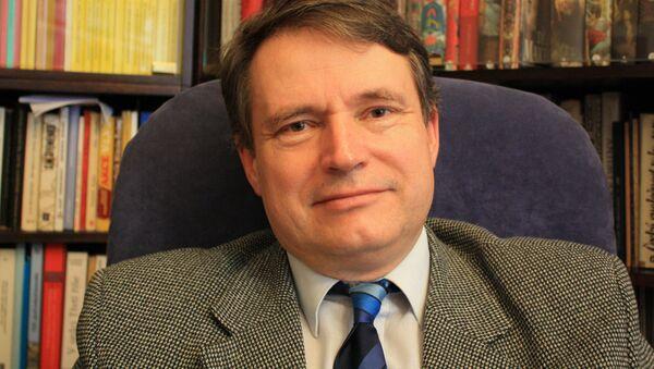 Чешки историчар Јан Рихлик - Sputnik Србија