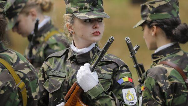 Rumunska vojska - Sputnik Srbija
