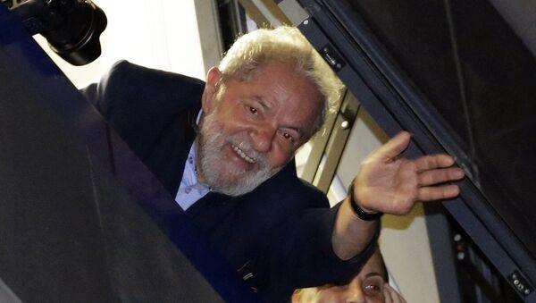 Luis Injasio Lula da Silva - Sputnik Srbija