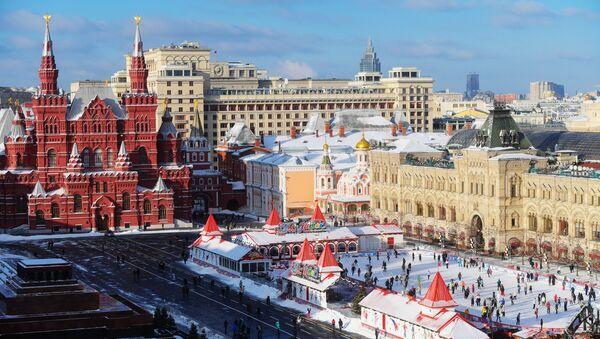 Crveni trg u Moskvi - Sputnik Srbija