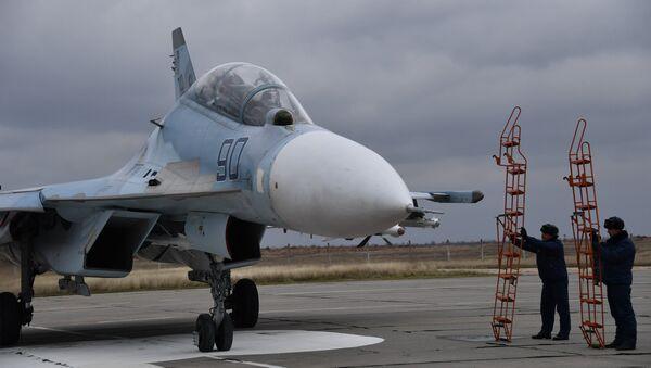Aerodrom Beljbek na Krimu - Sputnik Srbija