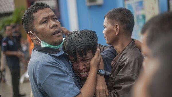 Stanovnici Indonezije posle razornog cunamija - Sputnik Srbija
