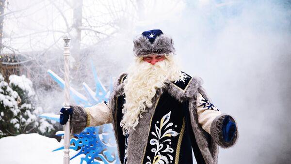 Deda Mraz - Sputnik Srbija