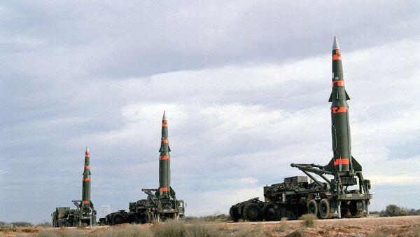Rakete Peršing II - Sputnik Srbija