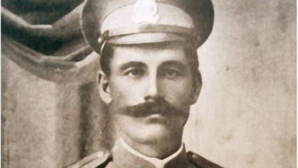 Командант Јабланичког комитског одреда Милинко Влаховић - Sputnik Србија