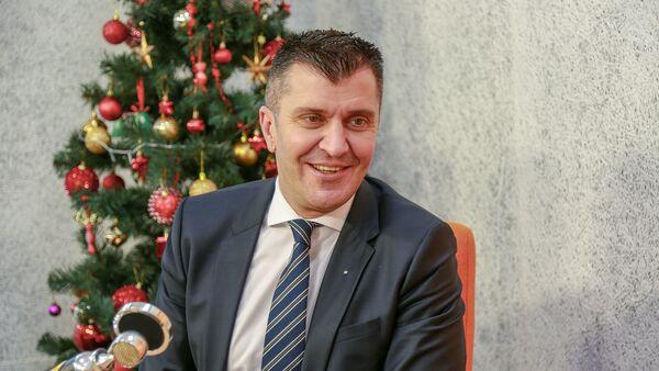 Ministar Zoran Đorđević - Sputnik Srbija