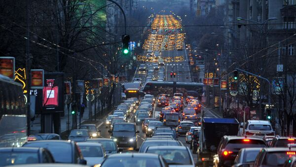 Ovog vikenda vozila će se uglavnom kretati u pravcu od Beograda ka Nišu - Sputnik Srbija