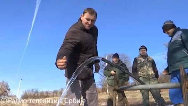 Nafta potekla na slavine - Sputnik Srbija