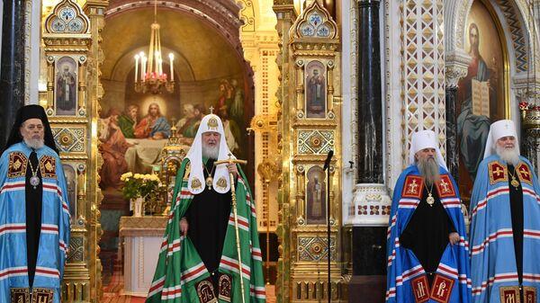 Ruski patrijarh Kiril - Sputnik Srbija