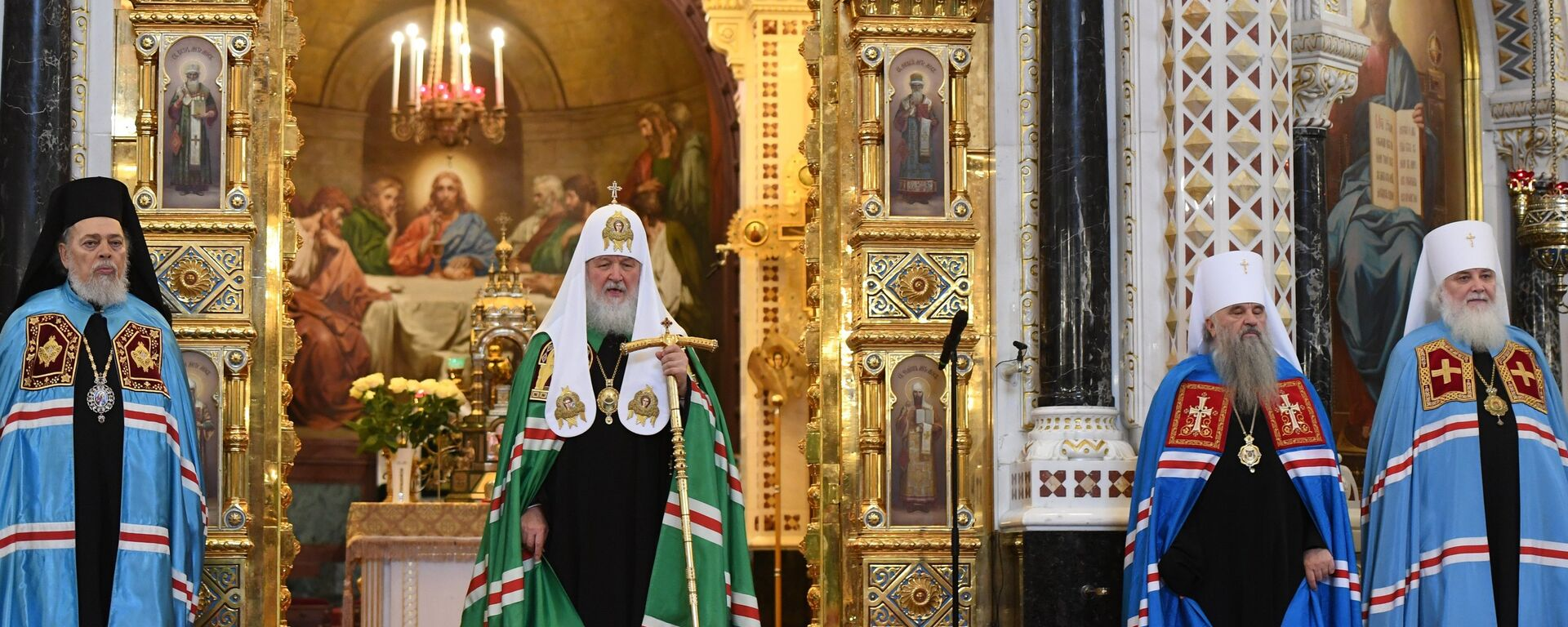 Руски патријарх Кирил - Sputnik Србија, 1920, 06.09.2021