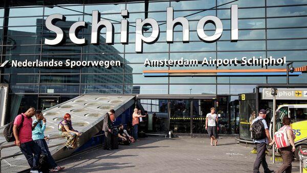 Aerodrom u Amsterdamu - Sputnik Srbija