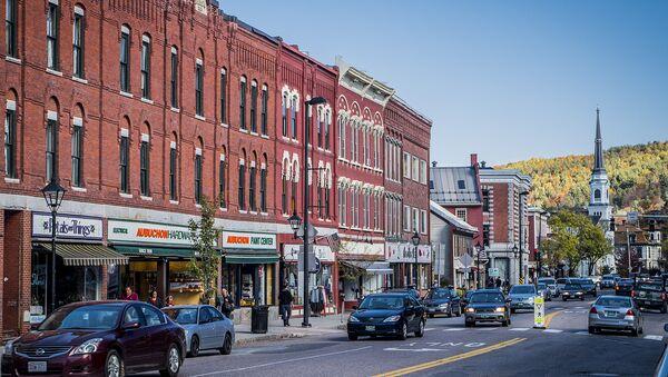 Vermont, centar grada - Sputnik Srbija