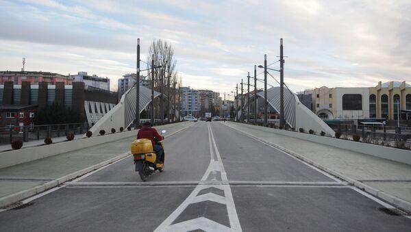 Most na Ibru u Kosovskoj Mitrovici - Sputnik Srbija