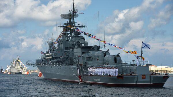 Patrolni brod Crnomorske flote Pitljivi - Sputnik Srbija