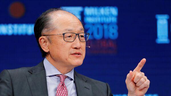 Predsednik Svetske banke Džim Jong Kim - Sputnik Srbija