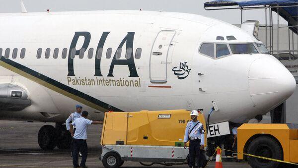 Пакистанска авио компанија - Sputnik Србија