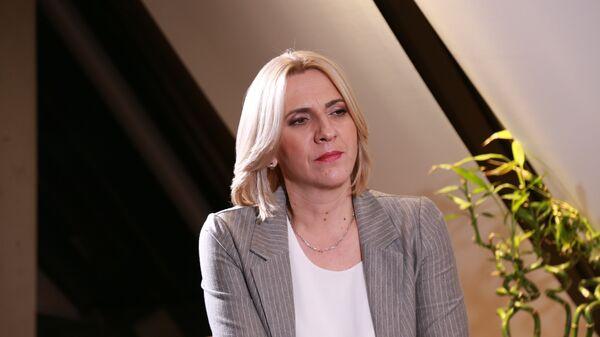 Жељка Цвијановић - Sputnik Србија