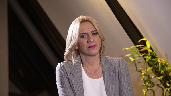 Željka Cvijanović  - Sputnik Srbija